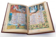 Book of Hours of Charles V, Madrid, Biblioteca Nacional de España, Cod. Vitr. 24‐3 − Photo 7