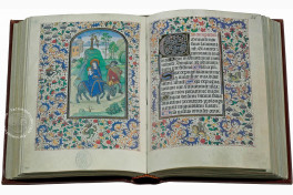 Book of Hours of Leonor de la Vega Facsimile Edition
