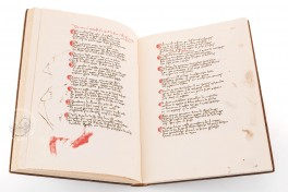 Book of Good Love Facsimile Edition