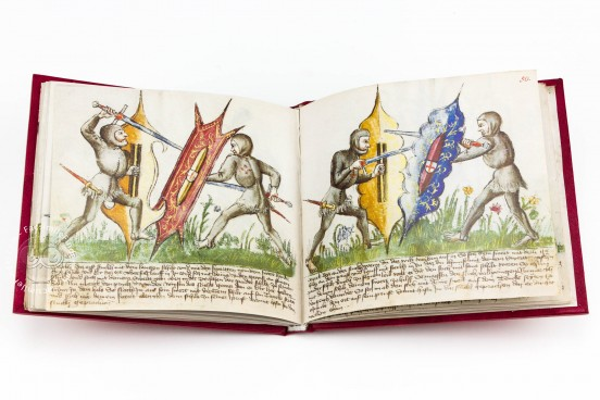 Gladiatoria, Ms. Germ. Quart. 16 - Biblioteka Jagiellońska (Cracow, Poland) − photo 1