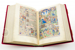 Bedford Hours Facsimile Edition