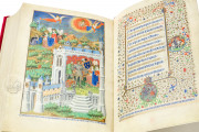 Bedford Hours, Add. Ms. 18850 - British Library (London, UK), Lilies of France (fol. 288v)