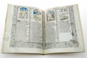 Speculum Humanae Salvationis, Cod. 206 - Stiftsbibliothek des Klosters Einsiedeln (Switzerland) − photo 10
