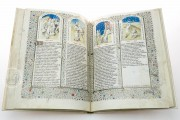 Speculum Humanae Salvationis, Cod. 206 - Stiftsbibliothek des Klosters Einsiedeln (Switzerland) − photo 12