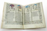 Speculum Humanae Salvationis, Cod. 206 - Stiftsbibliothek des Klosters Einsiedeln (Switzerland) − photo 16