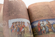Vienna Genesis, Vienna, Österreichische Nationalbibliothek, Codex Theol. Gr. 31, The original Insel Verlag edition is bound in red-colored real leather