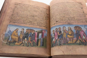 Vienna Genesis, Vienna, Österreichische Nationalbibliothek, Codex Theol. Gr. 31 − Photo 27