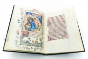 Turin-Milan Hours, Turin, Museo Civico d'Arte Antica, Inv. N. 47 Turin, Biblioteca Nazionale Universitaria di Torino, Hs. K.IV.29 Paris, Musée du Louvre, RF 2022-2025, The facsimile edition Turin-Mailänder Stundenbuch, Faksimile Verlag 1995, comprises 252 pages full reproduction