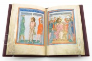 Pacino di Bonaguida's Picture Book, MS M.643 - Morgan Library & Museum (New York, USA) − photo 7