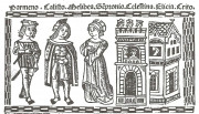 Tragicomedy of Calisto and Melibea and the Old Prostitute Celest, R-4870 - Biblioteca Nacional de Espana (Madrid, Spain) − Photo 4