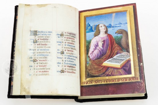 Book of Hours of Ippolita Maria Sforza, Ms. 66 - Biblioteca de la Abadía (Montserrat, Spain) − photo 1