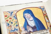 Book of Hours of Ippolita Maria Sforza, Ms. 66 - Biblioteca de la Abadía (Montserrat, Spain) − photo 4