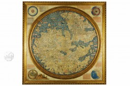 Fra Mauro Map Facsimile Edition