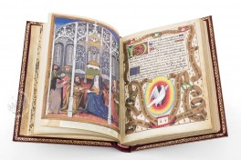 Hours of Charles of Angoulême Facsimile Edition
