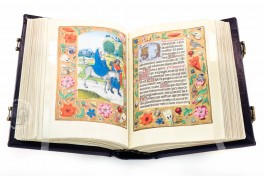 Book of Hours of Alexander VI, Pope Borgia Facsimile Edition