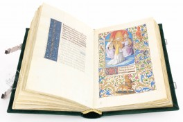 Hours of Barbara of Austria Facsimile Edition