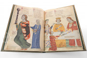 Regia Carmina, London, British Library, Royal 6 E IX − Photo 4