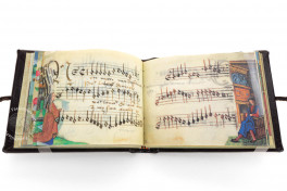 Song Book of Joan the Mad Facsimile Edition