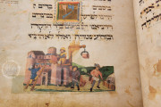 Ashkenazi Haggadah, London, British Library, Add. MS 14762 − Photo 15
