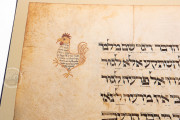 Ashkenazi Haggadah, London, British Library, Add. MS 14762 − Photo 19
