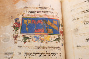 Ashkenazi Haggadah, London, British Library, Add. MS 14762 − Photo 20