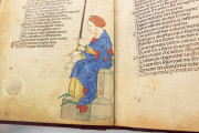 Acerba by Cecco d'Ascoli, Florence, Biblioteca Medicea Laurenziana, Ms Pluteo 40.52 − Photo 4