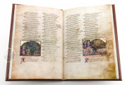 Divine Comedy from the Biblioteca Angelica in Rome, Rome, Biblioteca Angelica, Ms. 1102 − Photo 4