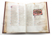 Divine Comedy from the Biblioteca Angelica in Rome, Rome, Biblioteca Angelica, Ms. 1102 − Photo 16