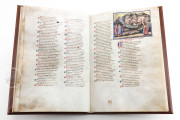 Divine Comedy from the Biblioteca Angelica in Rome, Rome, Biblioteca Angelica, Ms. 1102 − Photo 18