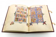 Gospels of John of Opava, Cod. 1182 - Österreichische Nationalbibliothek (Vienna, Austria) − Photo 10