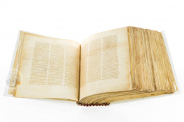 Codex Vaticanus B Facsimile Edition