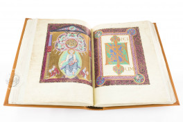 Gospel Book of Otto III Facsimile Edition