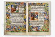 Book of Hours of Christoph I, Margrave of Baden-Baden, Karlsruhe, Badische Landesbibliothek, Durlach 1 − Photo 9