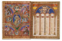 Codex Aureus of St. Emmeram Facsimile Edition