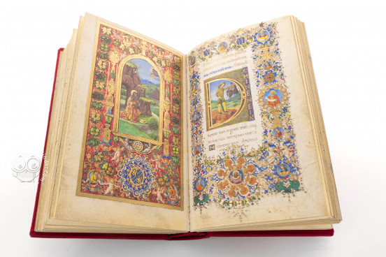 Prayer Book of Lorenzo de' Medici, Munich, Bayerische Staatsbibliothek, Clm 23639 − Photo 1