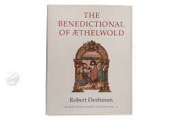 Benedictional of St. Aethelwold, London, British Library, Add MS 49598, Facsimile edition by Princeton University Press
