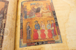 Lectionary of St Petersburg, St. Petersburg, National Library of Russia, Codex gr. 21, 21a, Facsimile edition by ADEVA