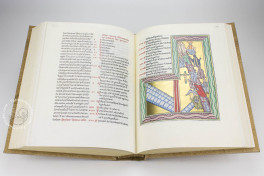Liber Scivias (Normal Edition), Original manuscript lost/stolen, Liber Scivias (Normal Edition) facsimile edition by Adeva.