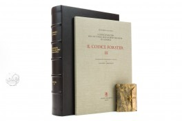 I Codici Forster, Victoria and Albert Museum (London, United Kingdom), I Codici Forster facsimile edition by Giunti Editore.