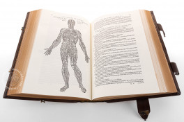 Andreas Vesalius: De Humani Corporis Fabrica, London, British Library, 548.i.2.(1), Facsimile edition by Pytheas Books