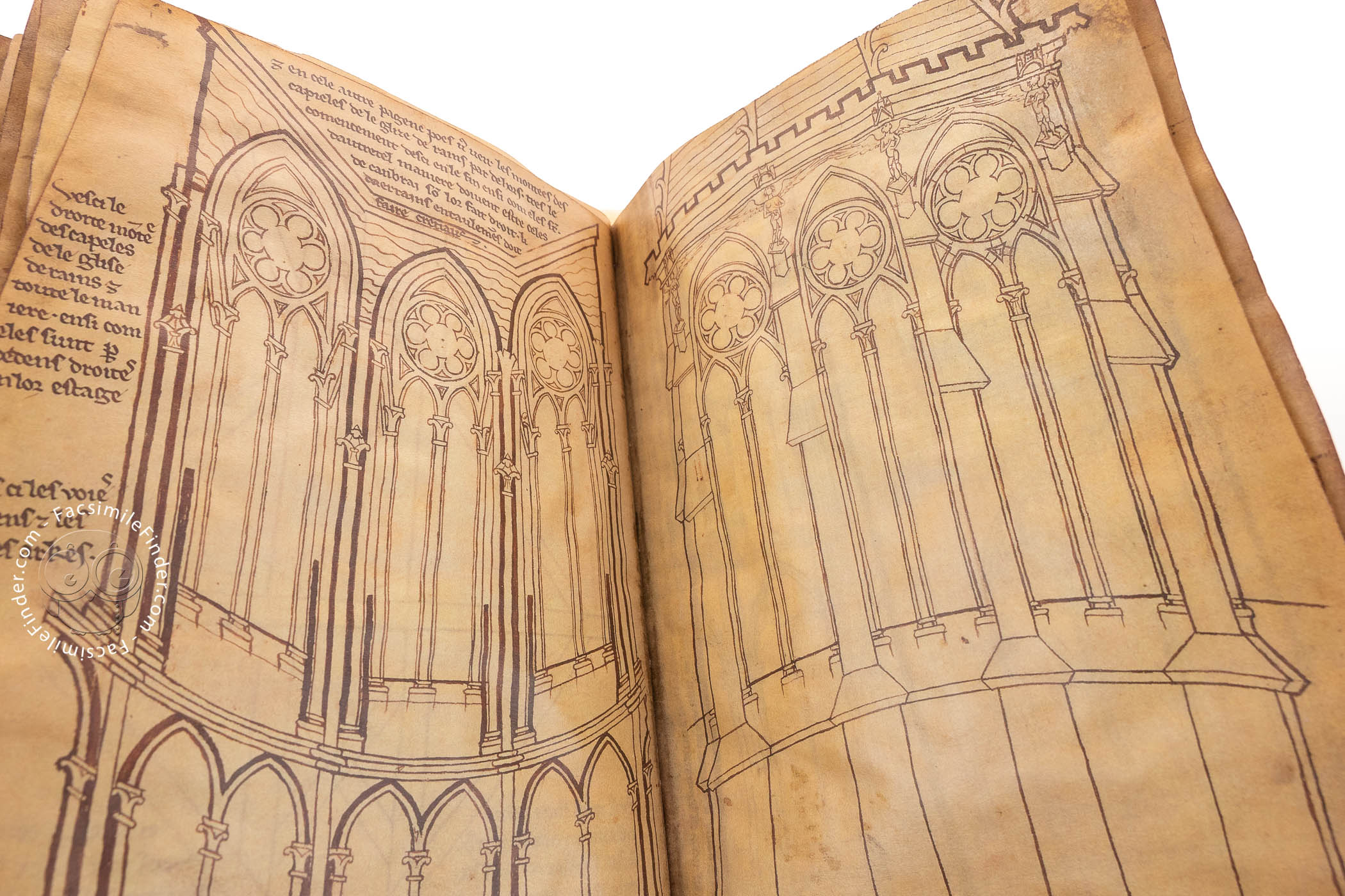 The Portfolio of Villard de Honnecourt « Facsimile edition